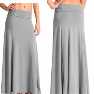 Athleta Kali Convertible Maxi Skirt & Midi Dress